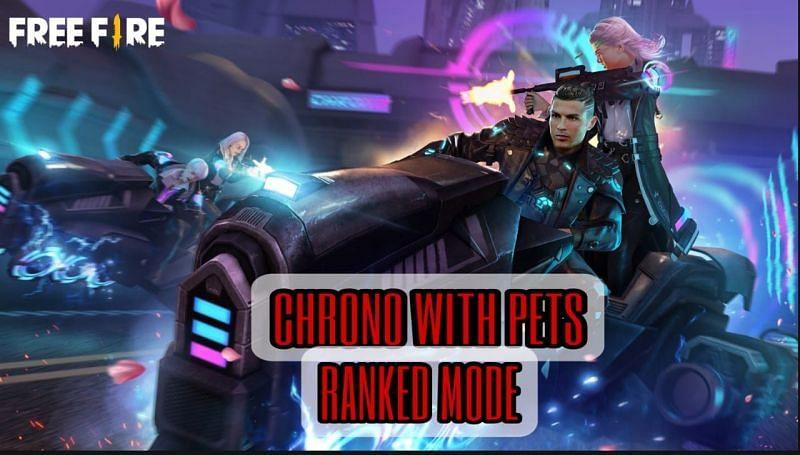 Chrono के साथ पेट्स (Image credit:ff.garena.com)