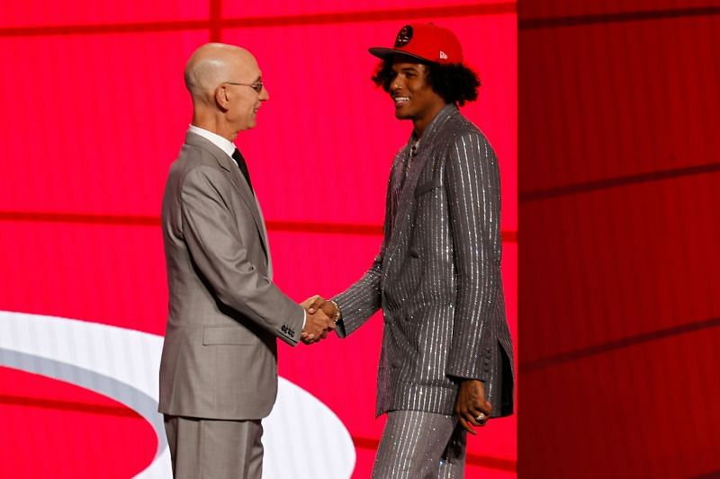 nba draft results 2021 who did the houston rockets