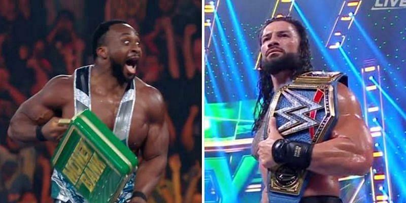 WWE यूनिवर्सल चैंपियन रोमन रेंस के ऊपर खतरा मंडराया