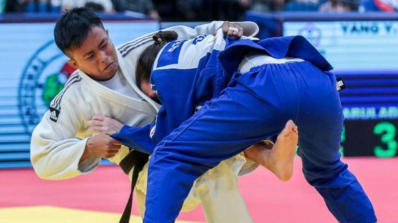 Indian Judoka Sushila Devi [Image Credits: Sportskeeda India]