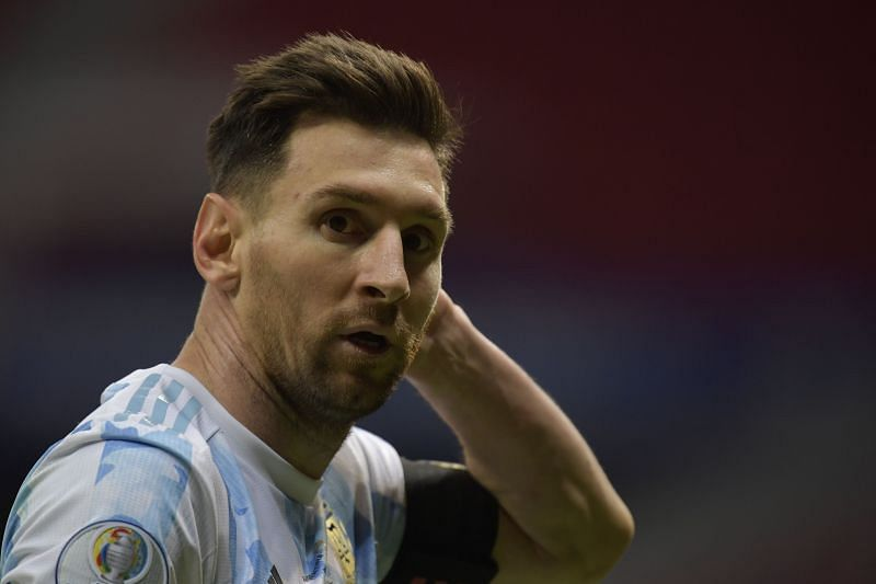 Lionel Messi has sizzled at Copa America 2021