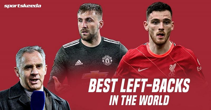 There is currently a rich array of left-back talent in world football
