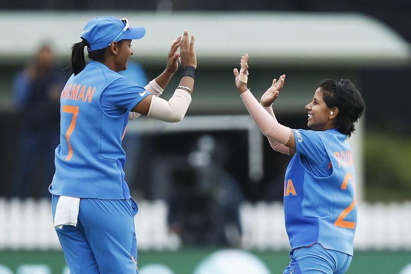 India v New Zealand - ICC Women