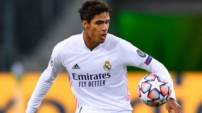 Raphael Varane is a top target for Manchester United