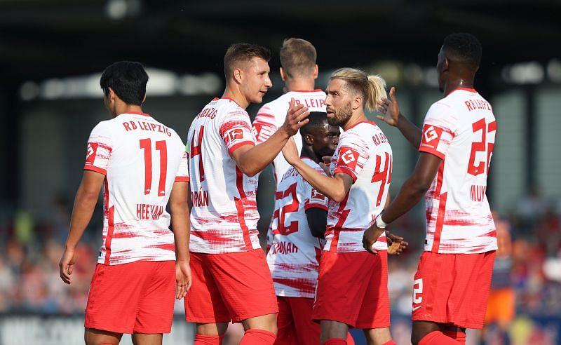 RB Leipzig play Ajax on Saturday
