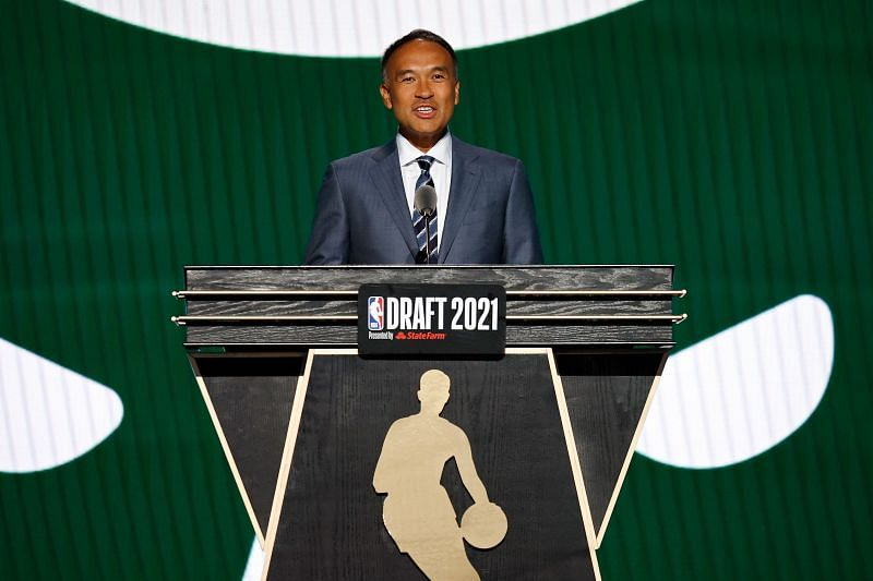 Deputy Commissioner Mark Tatum takes over for the second round