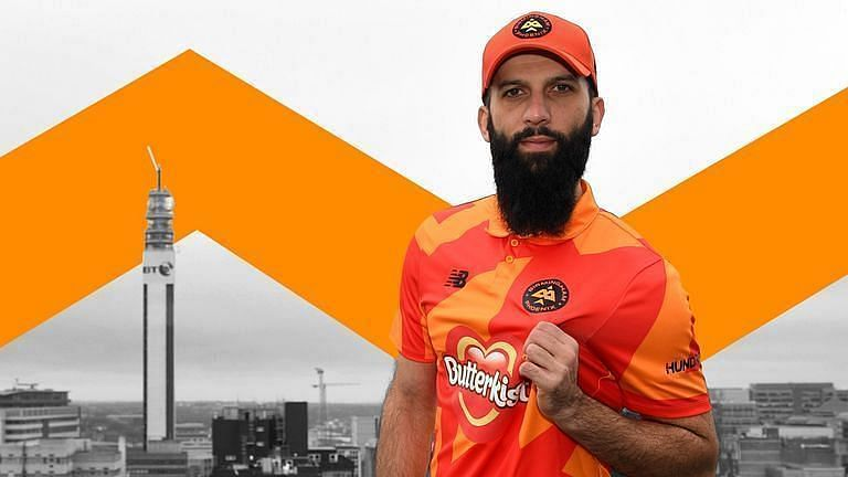 Moeen Ali will lead the Birmingham Phoenix in the inaugural edition of the Hundred