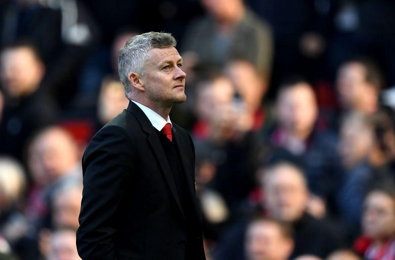 Ole Gunnar Solskjaer is depending on Jadon Sancho to deliver for Manchester United