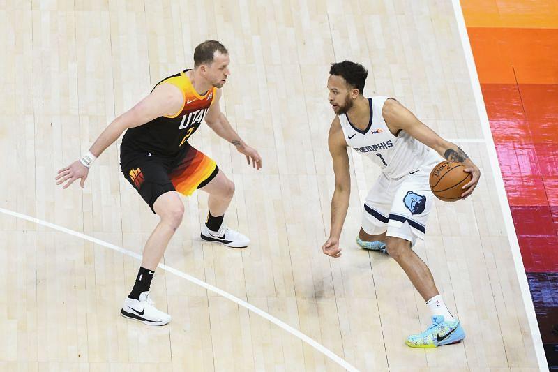 Memphis Grizzlies vs Utah Jazz - Game Two