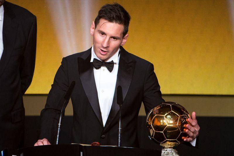 Barcelona star talks up Lionel Messi's Ballon d'Or chances