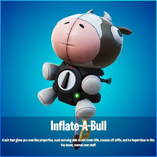 Inflate A Bull. Image via Twitter