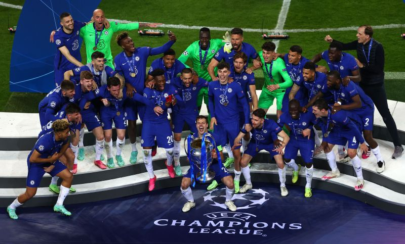 Chelsea face Arsenal and Tottenham Hotspur in the pre-season.