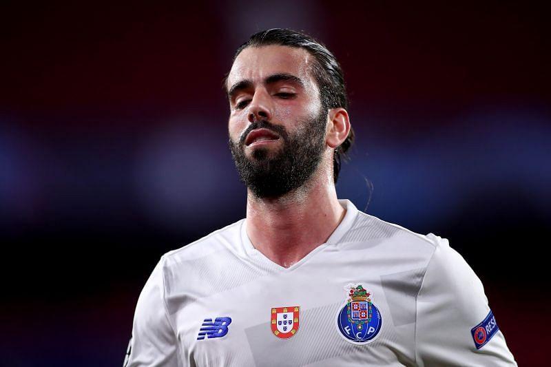 Porto play Roma on Wednesdsay