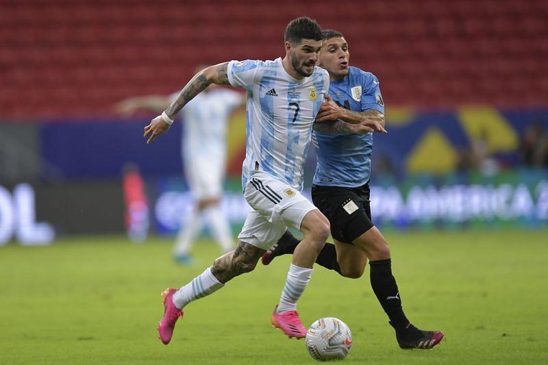 Argentina v Uruguay: Group A - Copa America 2021