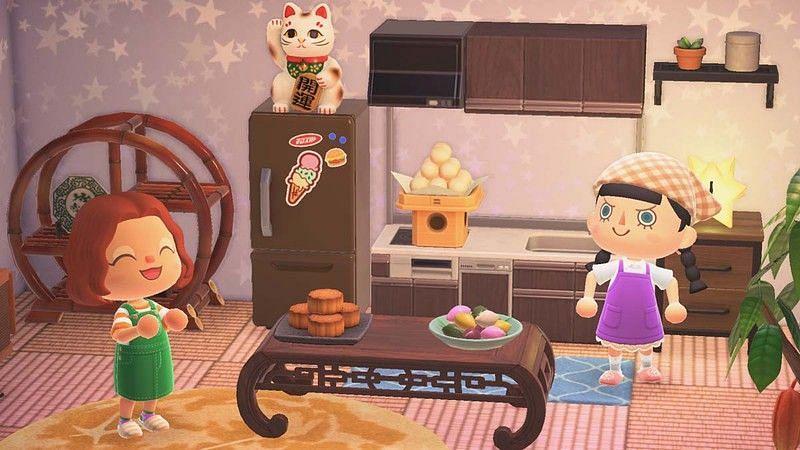 Całkowicie nowe elementy obserwacji księżyca w Animal Crossing: New Horizons (Zdjęcie za pośrednictwem Nintendo)