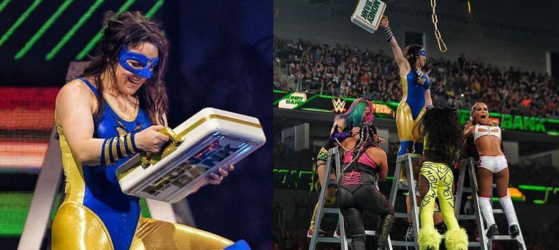 WWE सुपरस्टार निकी एश ने जीता बड़ा लैडर मैच