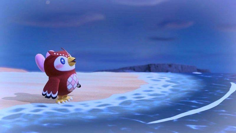 Celeste, penggemar superstar Animal Crossing: New Horizons (Gambar via Pinterest)