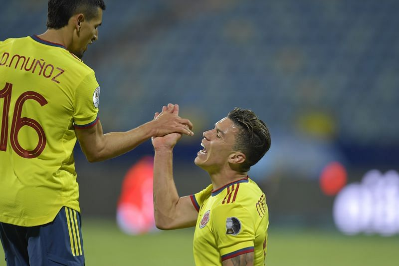 Colombia need to be at their best