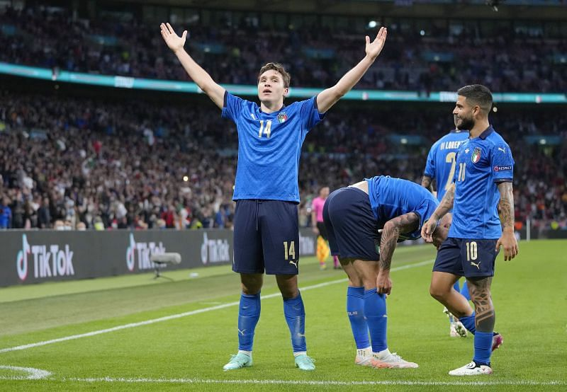 Italy are in excellent form