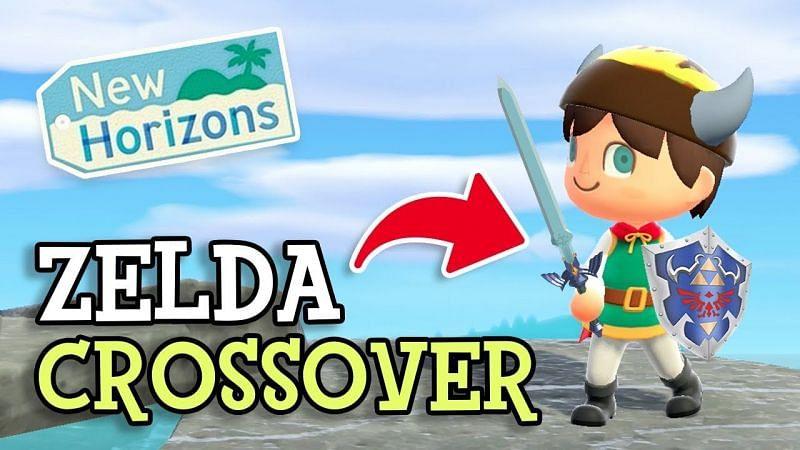 Potential Zelda and Animal Crossing mashup. Image via Sportskeeda