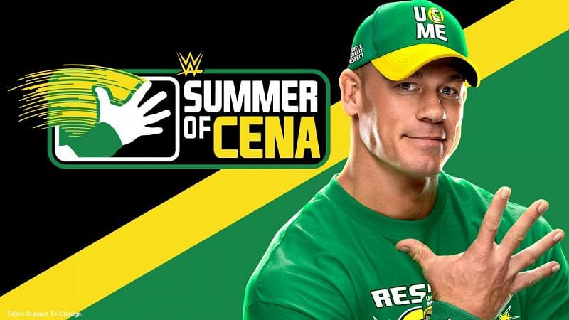 The Summer of Cena has been off to a positive start with many fans happy to see the 16-time champ.