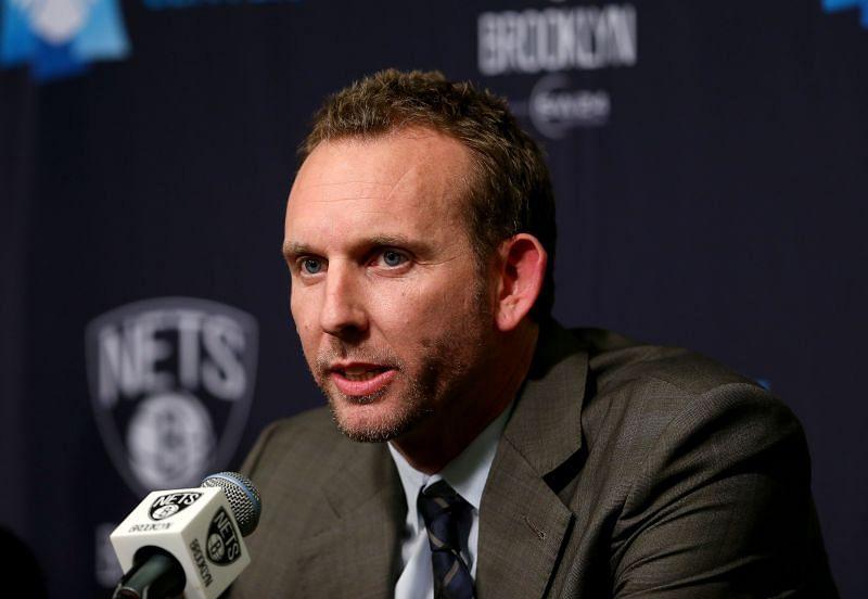 Nets GM Sean Marks