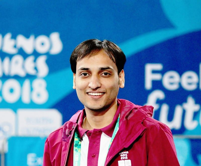 Deepak Kabra will be an official at Tokyo Olympics