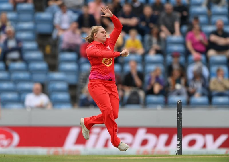 Northern Superchargers Women v Welsh Fire Women - The Hundred