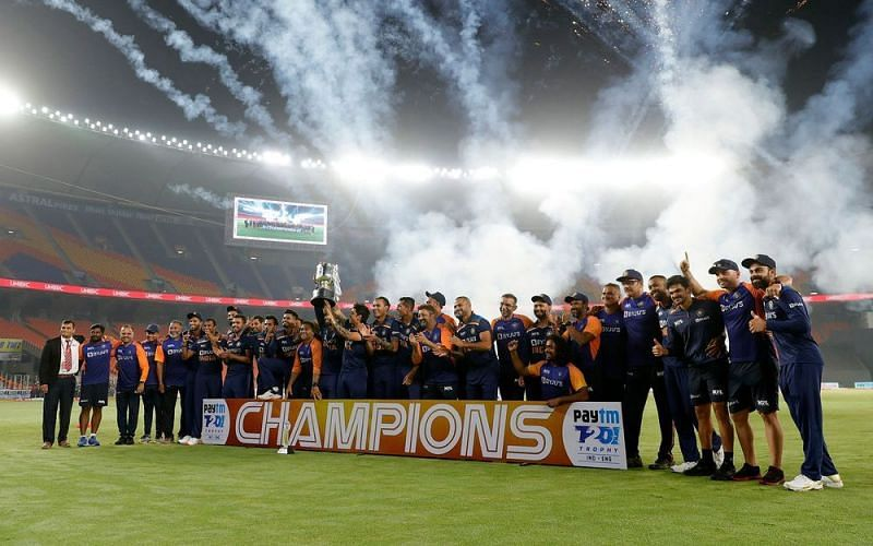 Will this be the final scene from the ICC T20 World Cup 2021?