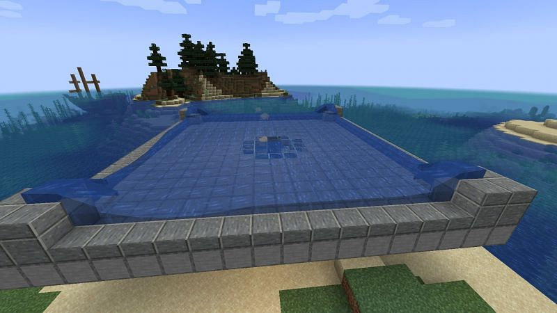 Immagine tramite Minecraft