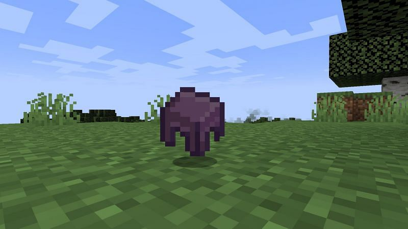 Shulkers are mobs that are only found in end cities (Image via Minecraft)