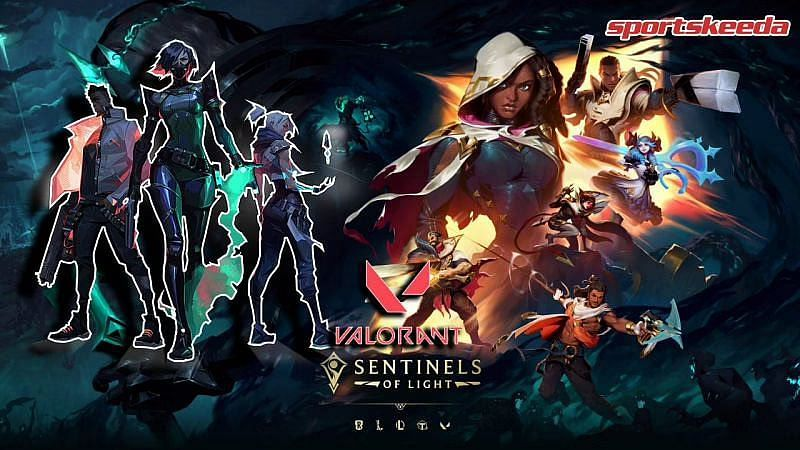 Could Valorant and League of Legends be connected through the multiverse? (Image by Riot Games, Sportskeeda)