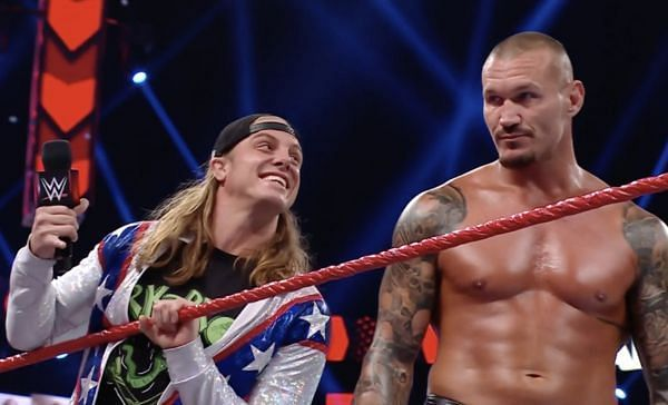 Randy Orton is expected to return on WWE RAW next week