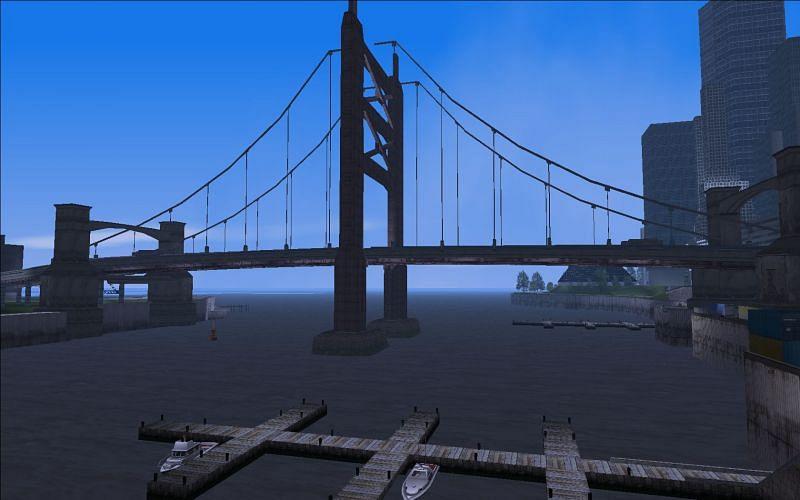 Callahan Bridge (Image via GTA Wiki)