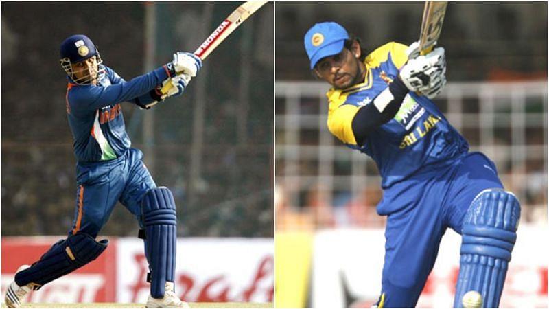 2009 में राजकोट वनडे में सहवाग और दिलशान ने जबरदस्त बल्लेबाजी की थी