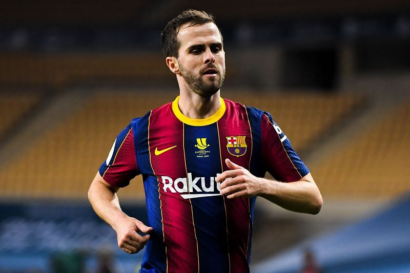 Inter Milan, Juventus and AS Roma are all interested in signing Miralem Pjanic on a season-long loan this summer