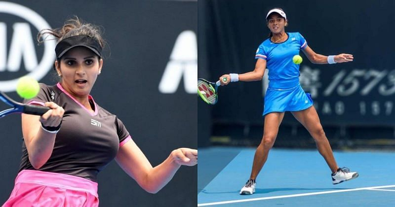 Sania Mirza and Ankita Raina will be partnering in the Women's Doubles event at the Tokyo Olympics