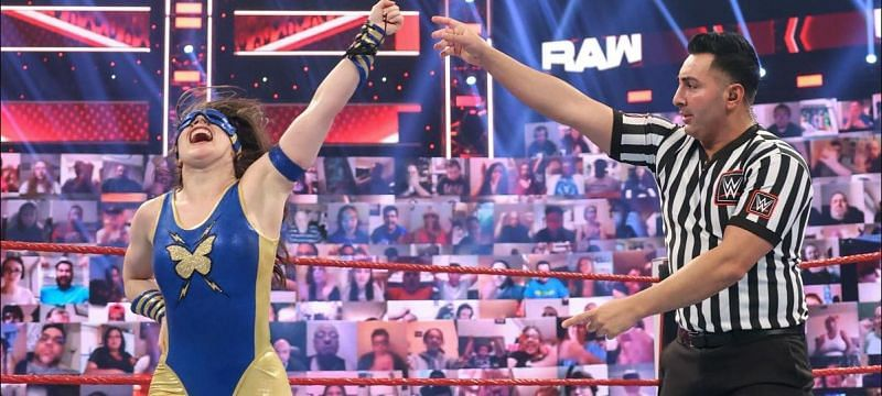 Nikki Cross' new persona is all about positivity