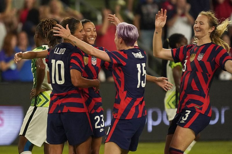 USA Women take on Australia Women this week