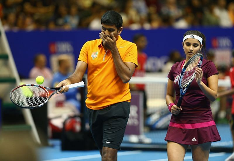Bopanna and Mirza have lashed out at the AITA