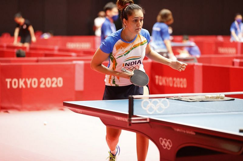 Manika Batra is ready for the Tokyo Olympics