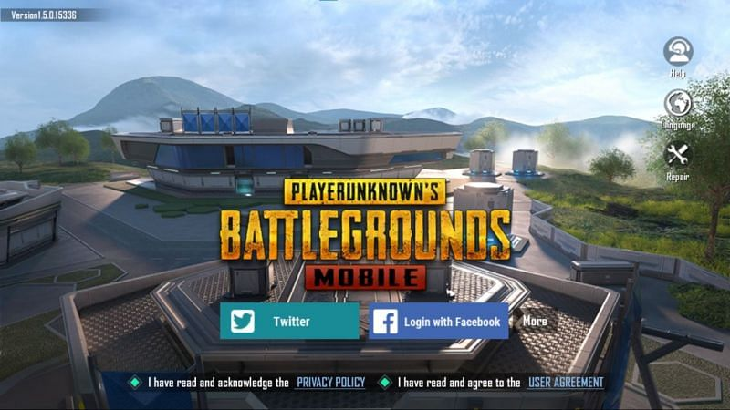 Once the installation is over, players can open PUBG Mobile and login (Image via PUBG Mobile)