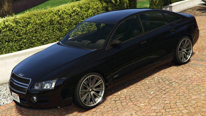 Michael likes his cars looking classy (Image via GTA Wiki)