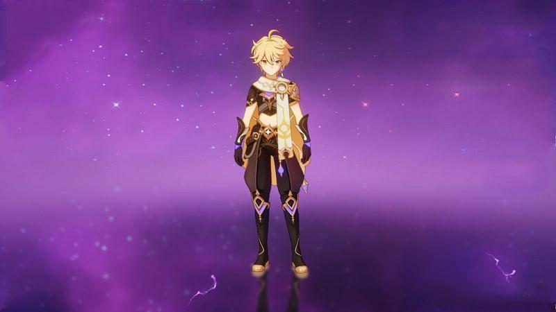 Electro Traveler (image via Genshin Impact)