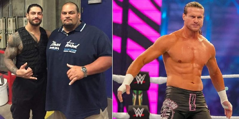 There are several current WWE Superstars whose siblings once worked for WWE