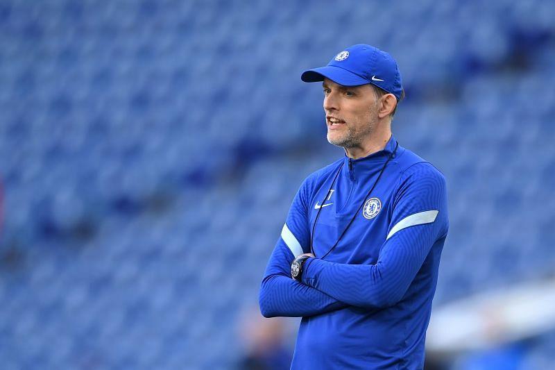 Chelsea manager Thomas Tuchel