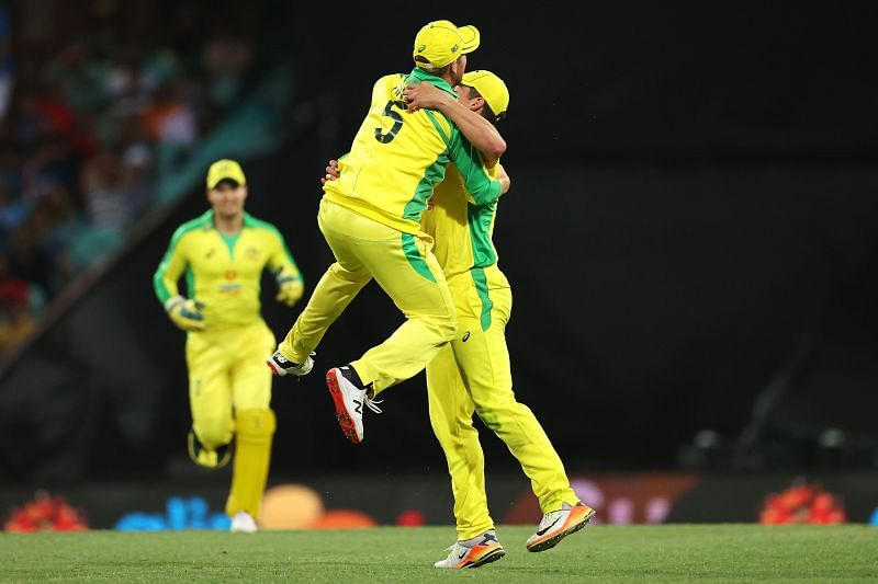 Australia v India - ODI Game 2