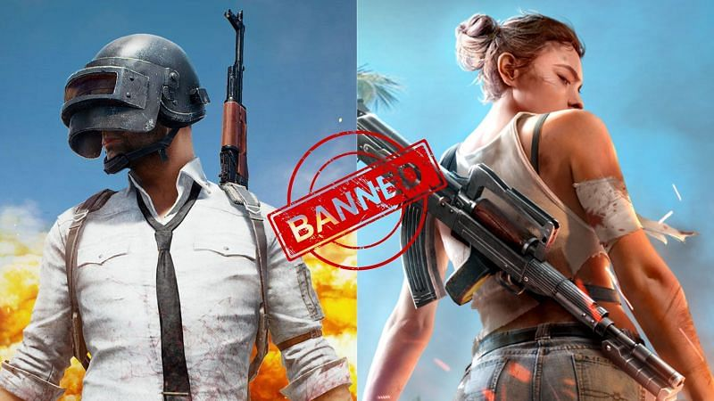 An MP in Nepal has called for a ban on PUBG Mobile and Free Fire (Image via PUBG Mobile and Free Fire)