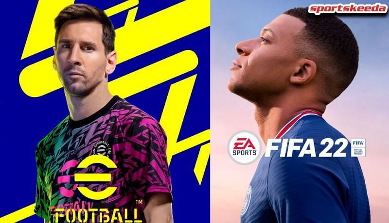 FIFA 22 is perhaps in bother as PES is renamed eFootball and turns into free-to-play