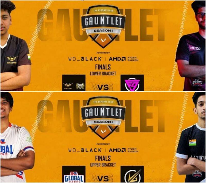 TEC Gauntlet Season 1 Playoffs day-6 results
